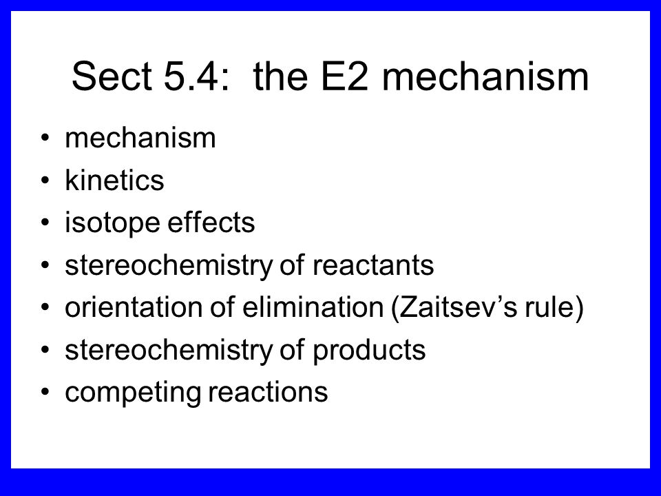 tertiary substrates go by E1 in polar solvents, with little or no base present.