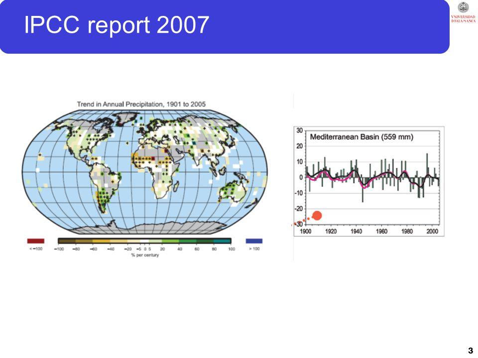 IPCC report 2007 28/10/2008 3
