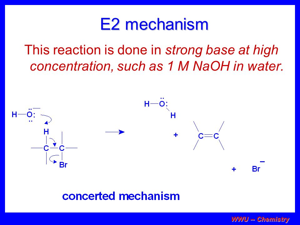 WWU -- Chemistry Product from previous slide