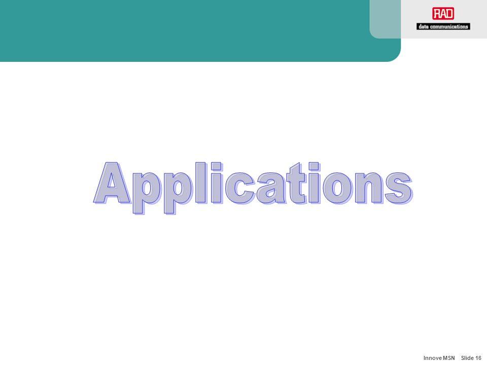 Innove MSN Slide 16