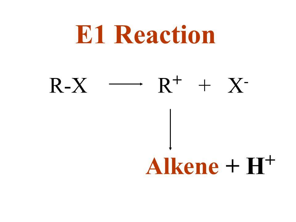 Elimination 1 bond at a time E1