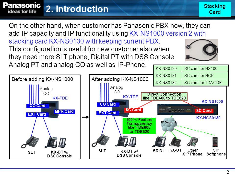 44 45.Maintenance Console - 5 E1/ PRI Card diagnosis is supported.