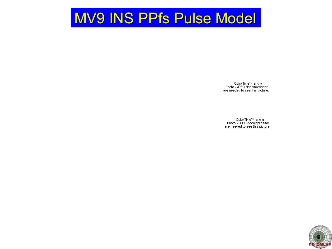 MV9 INS PPfs Pulse Model