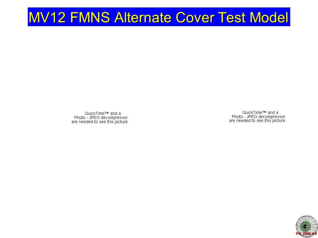 MV12 FMNS Alternate Cover Test Model