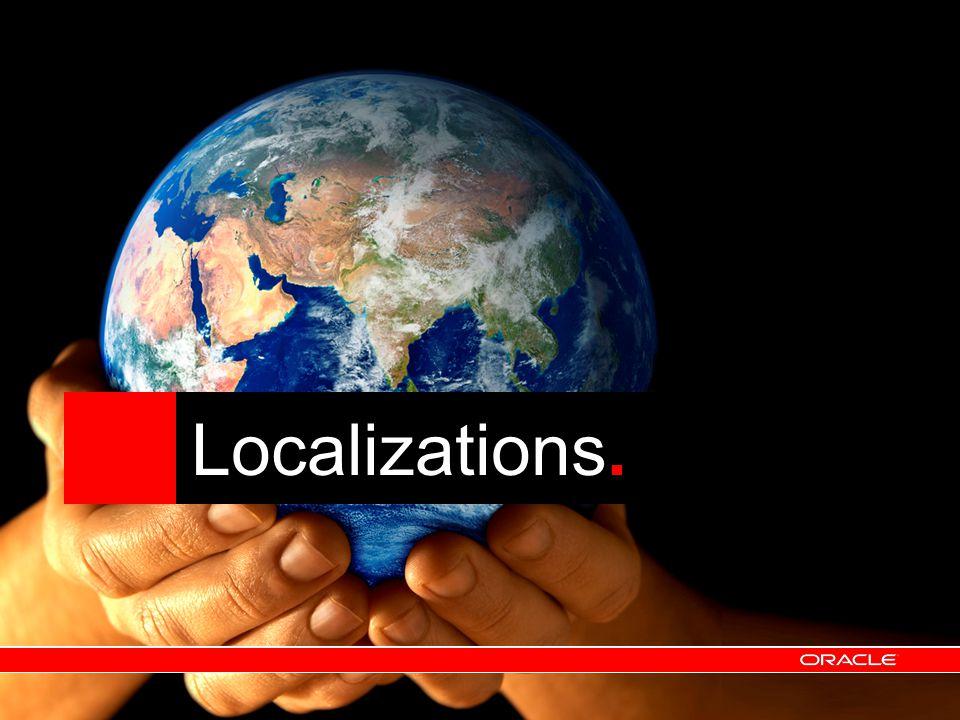 24 Localizations.