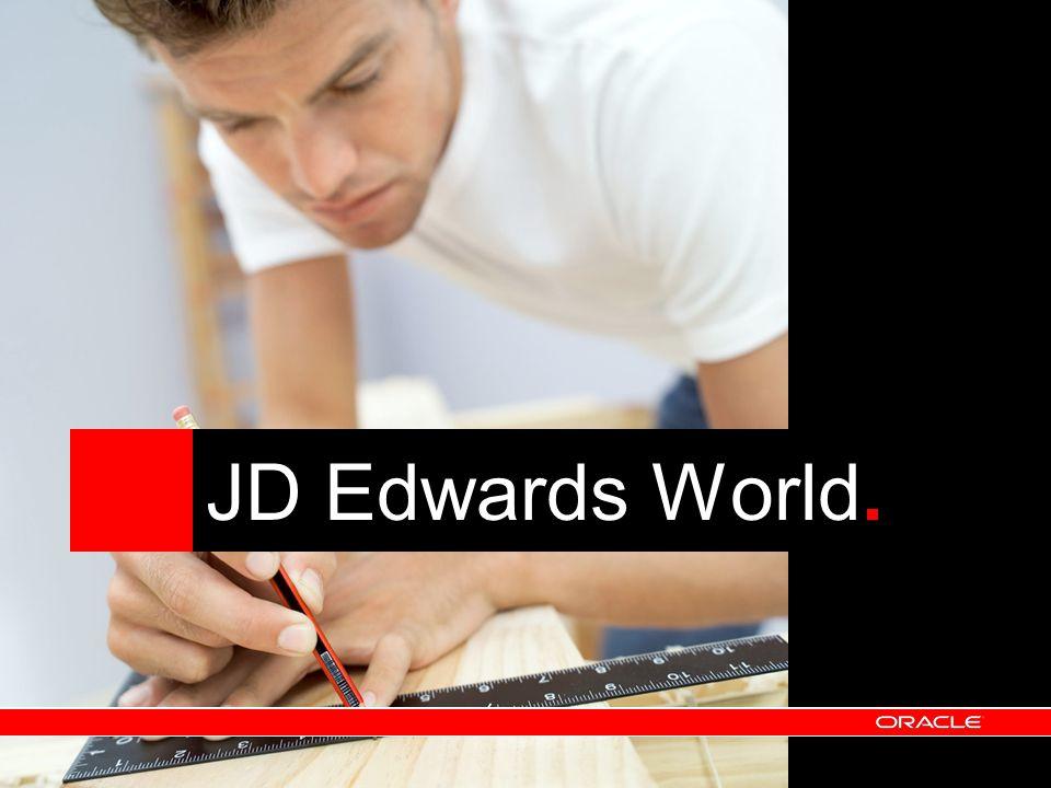 26 JD Edwards World.