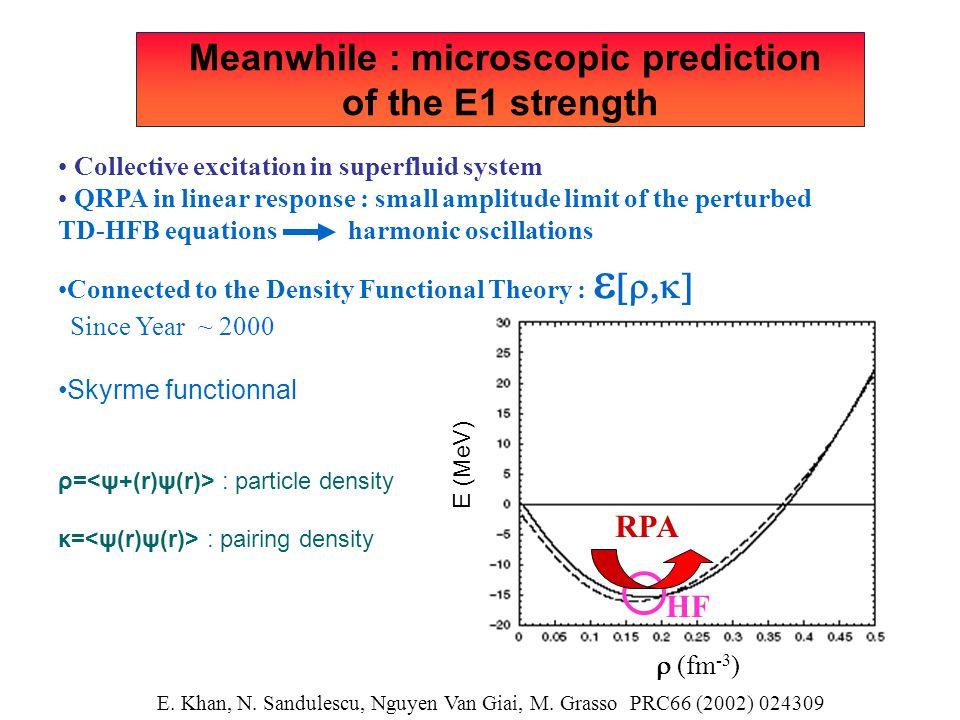 Impact on astroparticle propagation Source : 56 Fe E.