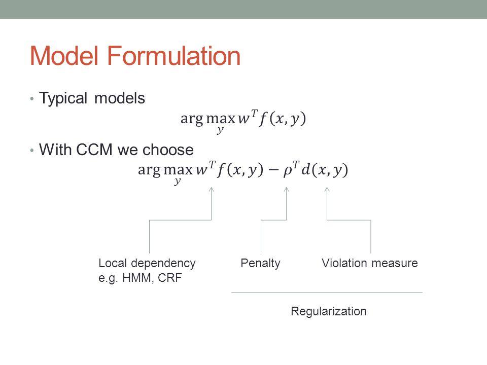 Constraint expressivity Multiclass Problem: One v.