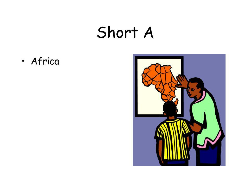 Short A Africa