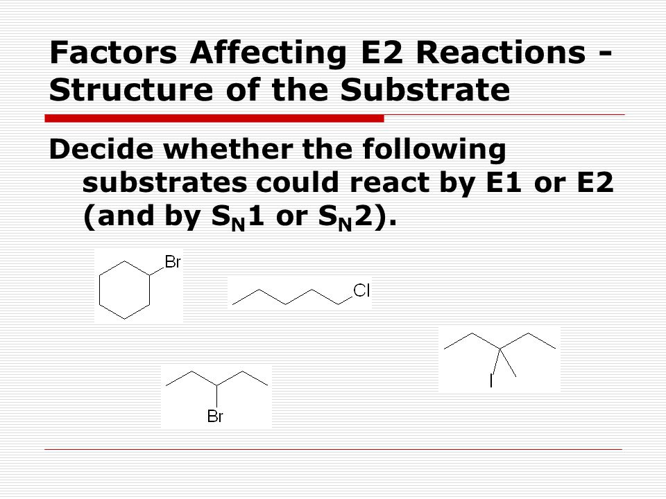 How Do You Decide Which Reaction(s) Happen.