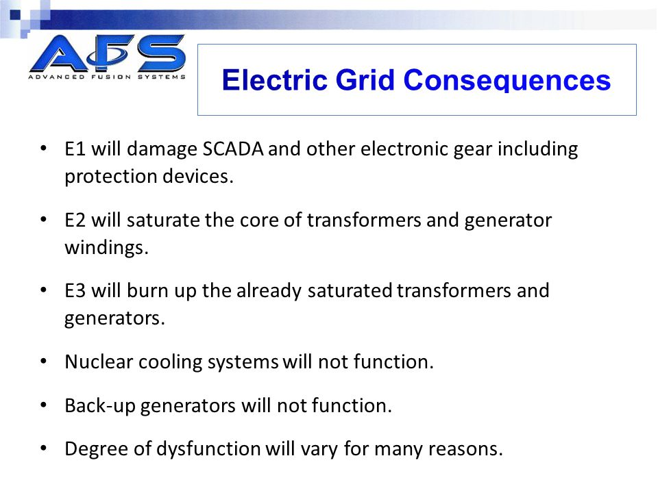 E1 will damage SCADA and other electronic gear including protection devices.