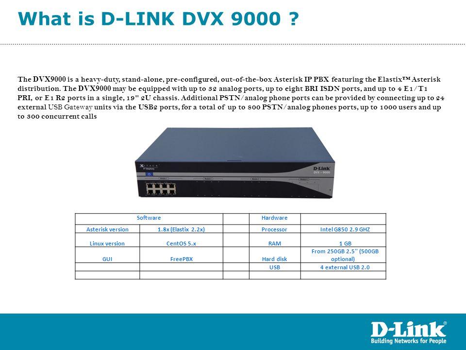 I/O Modules DVX 8010 eMain Module DVX 8020 8 Port FXO Module DVX 8030 1-4 port PRI module