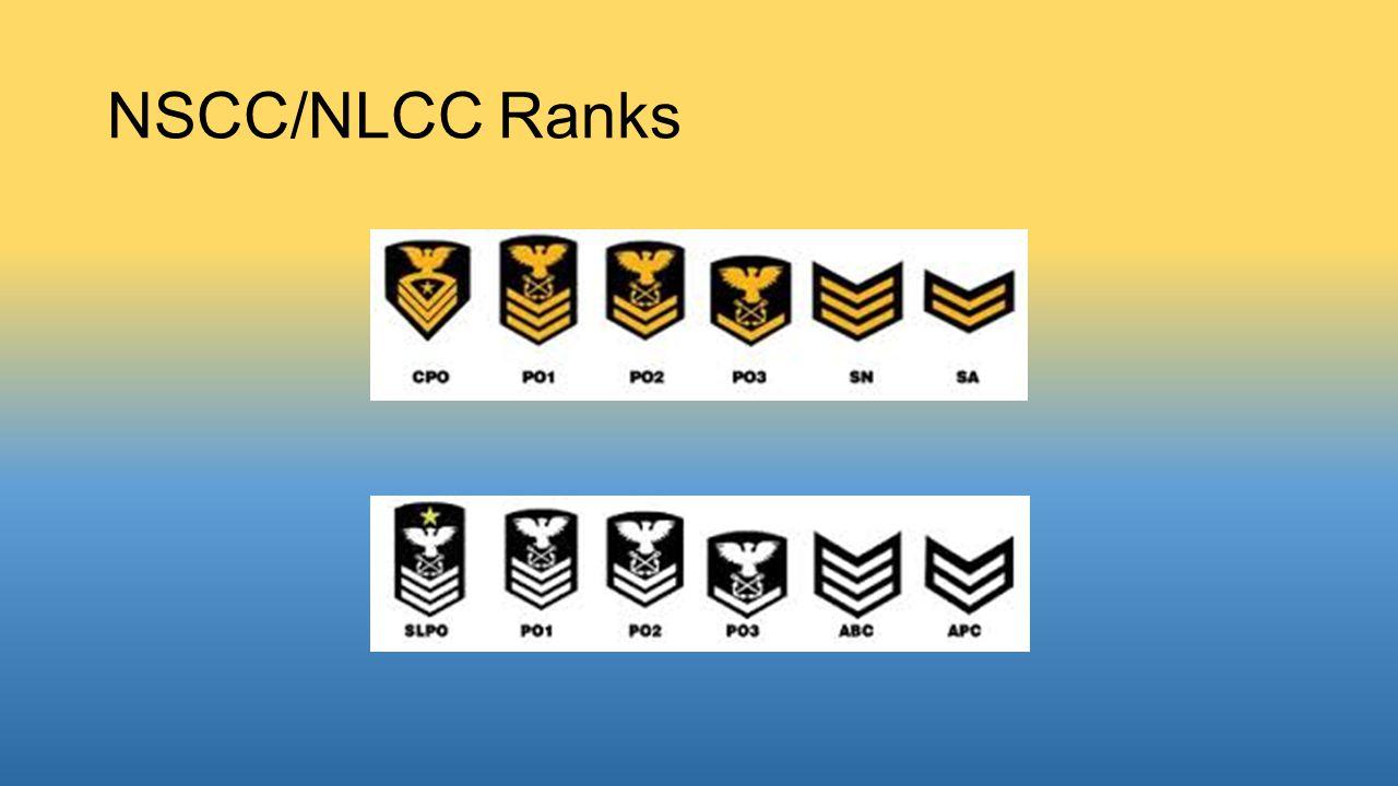NSCC/NLCC Ranks