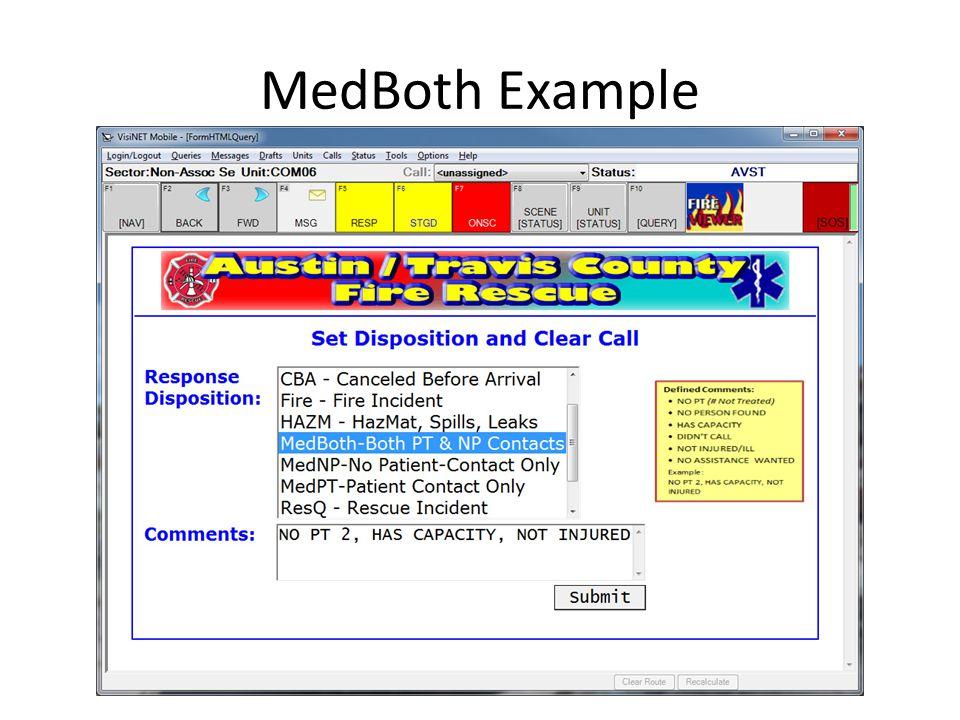 MedBoth Example