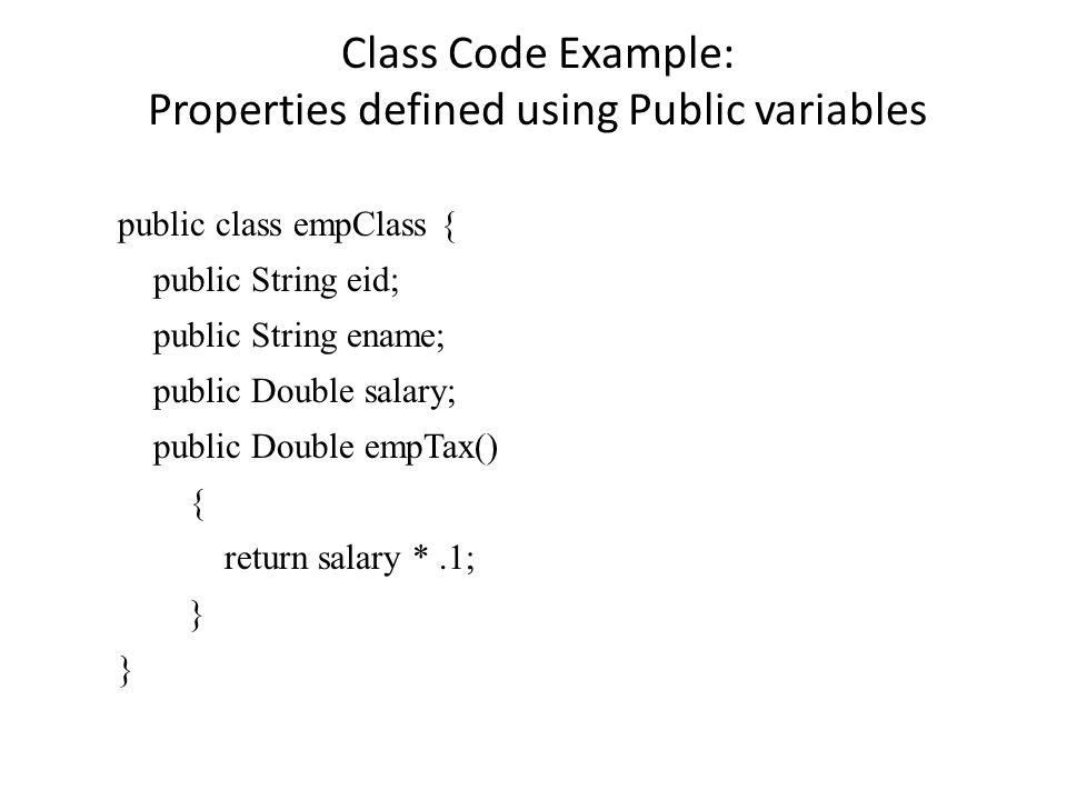 public Boolean GetCustData(String cid) { Connection connection = null; String DBUrl= jdbc:derby://localhost:1527/CRMDB ; Boolean RecExist=false; try { connection = DriverManager.getConnection(DBUrl); Statement SQLStatement = connection.createStatement(); String strSQL= select * from customer where cid= + cid + ; ResultSet rs = SQLStatement.executeQuery(strSQL); if (rs.next()) { pvCID=rs.getString( CID ); pvCname=rs.getString( CNAME ); pvCity=rs.getString( CITY ); pvRating=rs.getString( Rating ); rs.close(); RecExist=true; } else { System.out.print( Customer not exist! ); rs.close(); RecExist=false; } catch(SQLException e) { System.out.println(e.getMessage()); } finally { return RecExist; }
