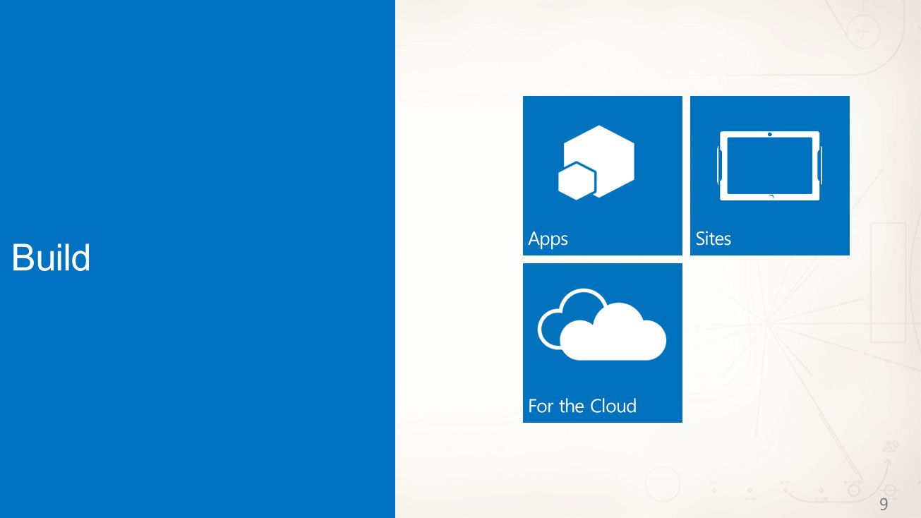 Office Web Apps Delivery Options Consumer Cloud Publicly available to any Live ID user Free via SkyDrive On Premises Run on Office Web Apps Server Public Cloud An option within the service Monthly per user subscription 365