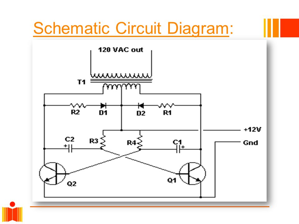 Schematic Circuit Diagram: