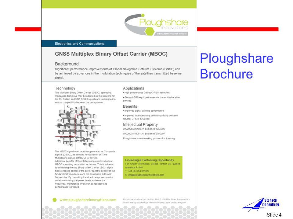 Slide 4 Ploughshare Brochure