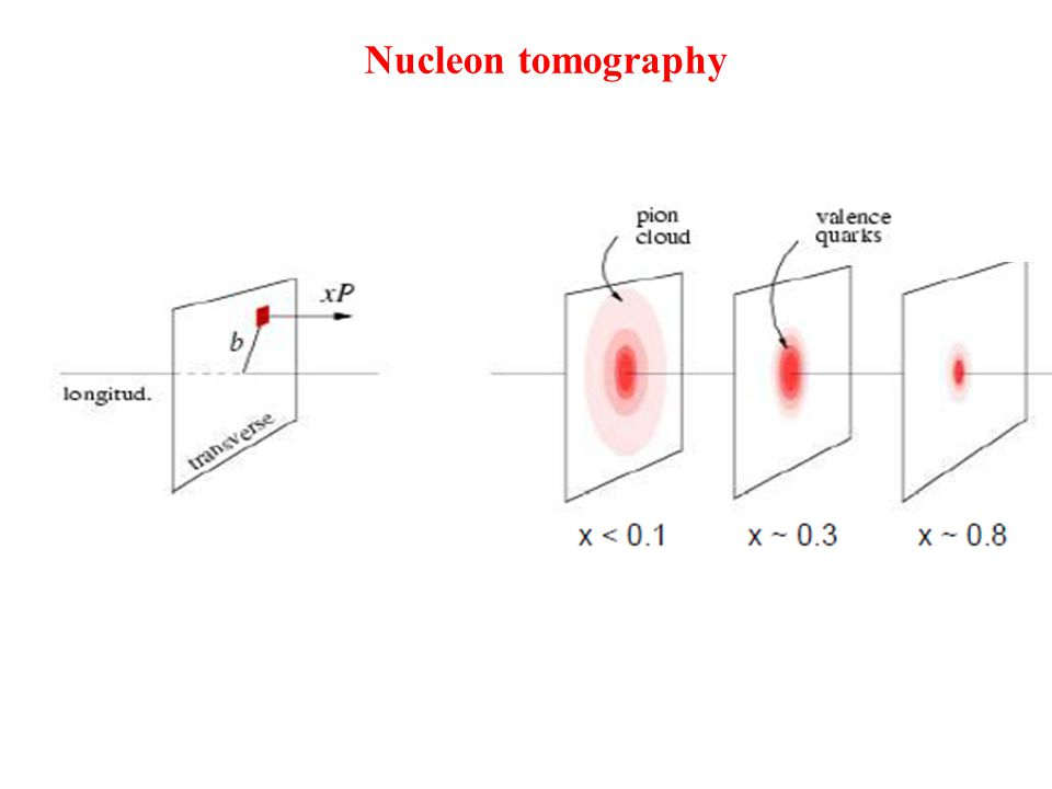 Nucleon tomography