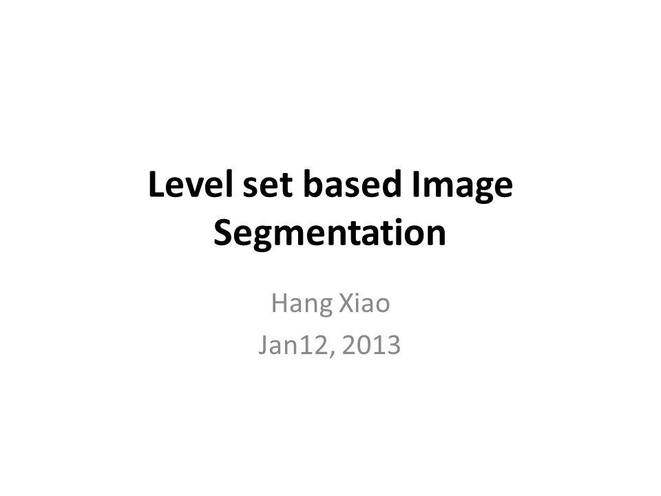 One Level Set without Coupling Based Multiple object segmentation