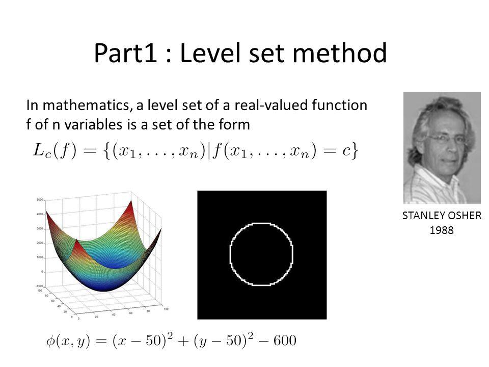 Part2 : Image segmentation