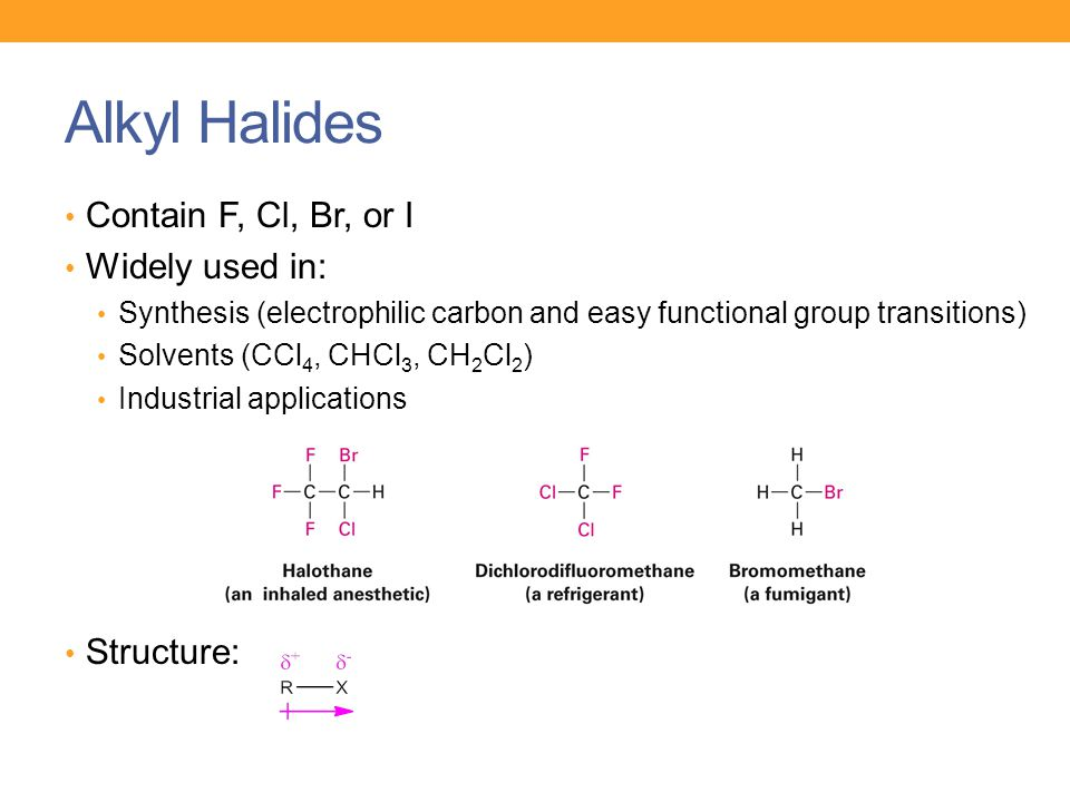 S N 1 Characteristics Factors influencing the rate of S N 1 reaction: Alkyl halide structure Nucleophile Leaving group Solvent