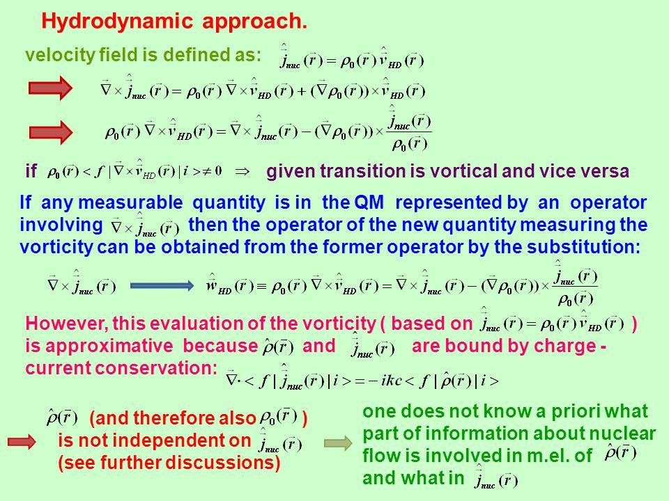 Raventhall-Wambach (RW) approach D.C.Raventhall, J.Wambach, Nucl.Phys.