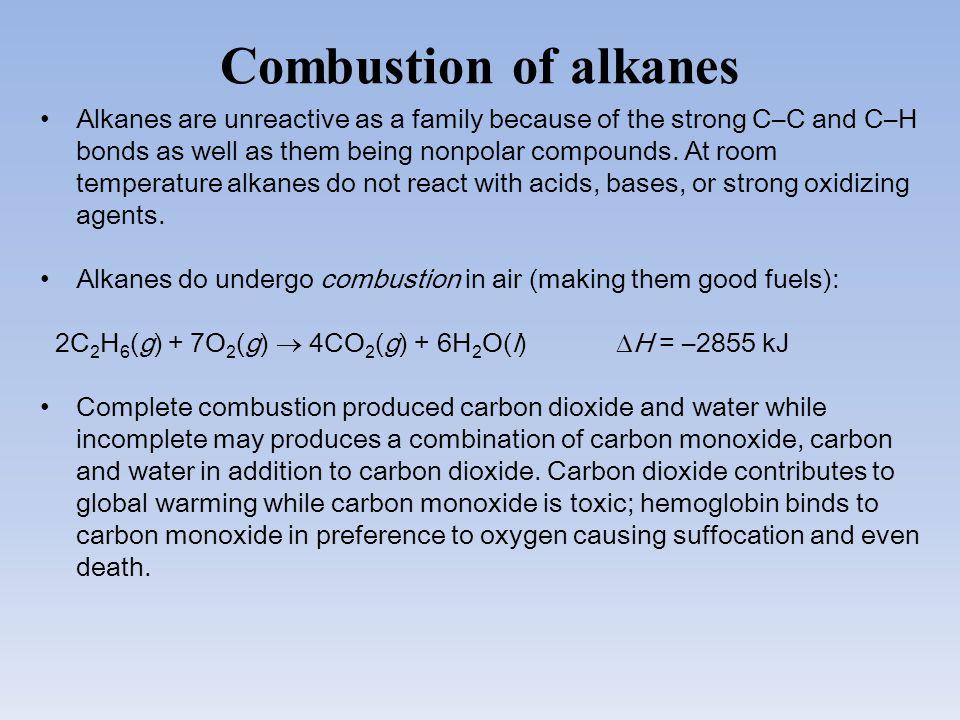 17 Heats of Hydrogenation of Some Alkenes