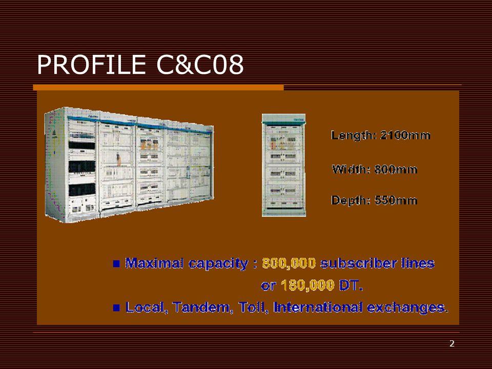 2 PROFILE C&C08