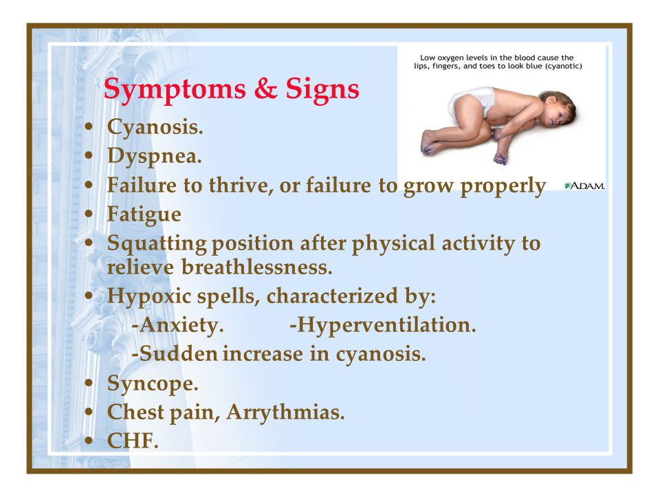 *The infants need to be monitored because of the resultant polycythemia, which may lead to hyperviscosity.