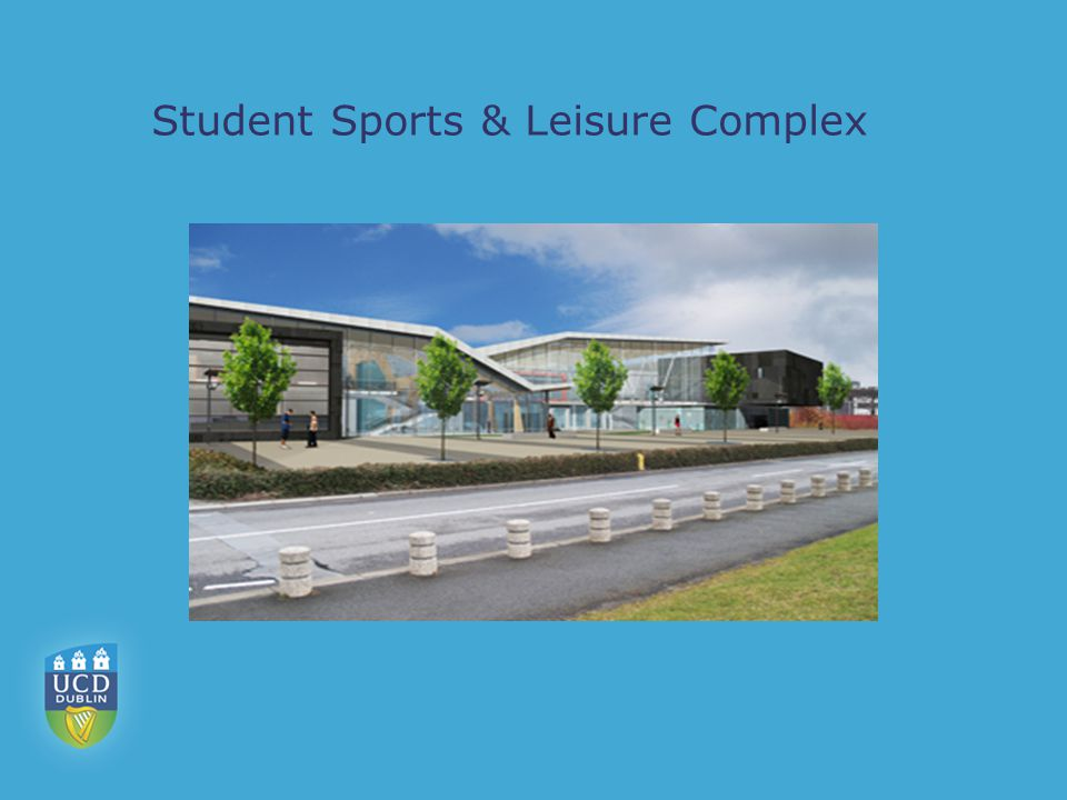 Student Sports & Leisure Complex