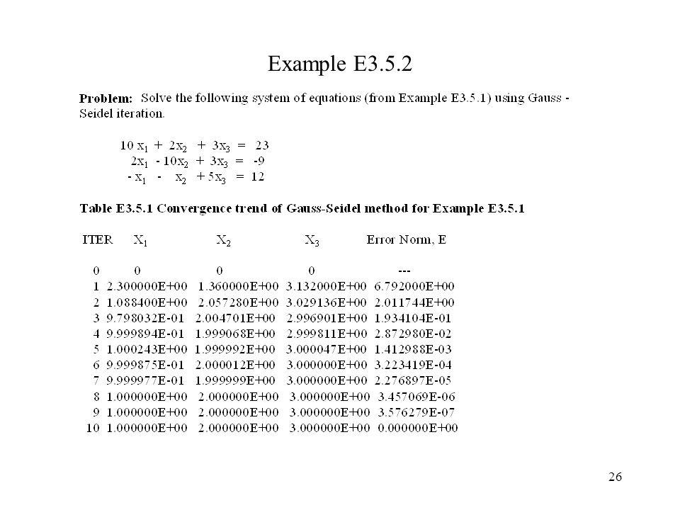 26 Example E3.5.2