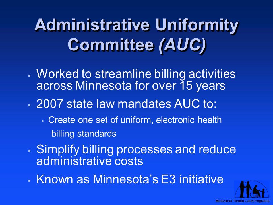 Minnesota Health Care Programs Care MN Health Care Programs Mailing List