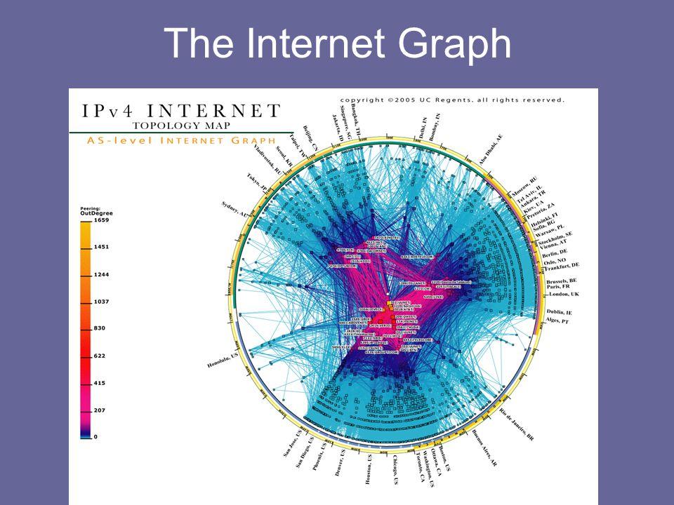 The Internet Graph