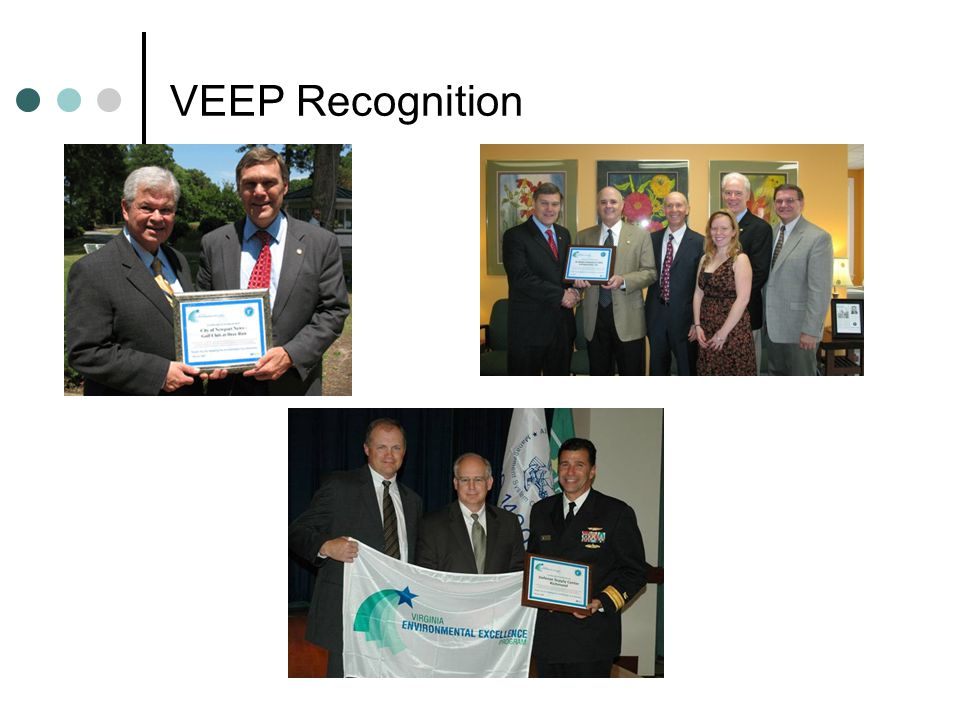 VEEP Recognition