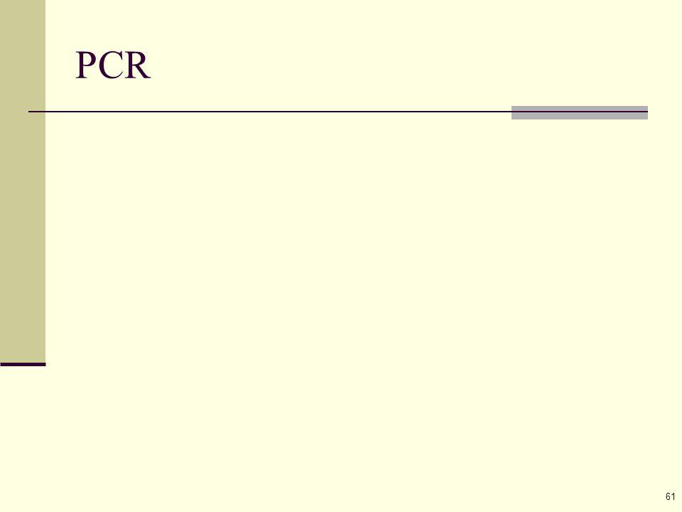 61 PCR