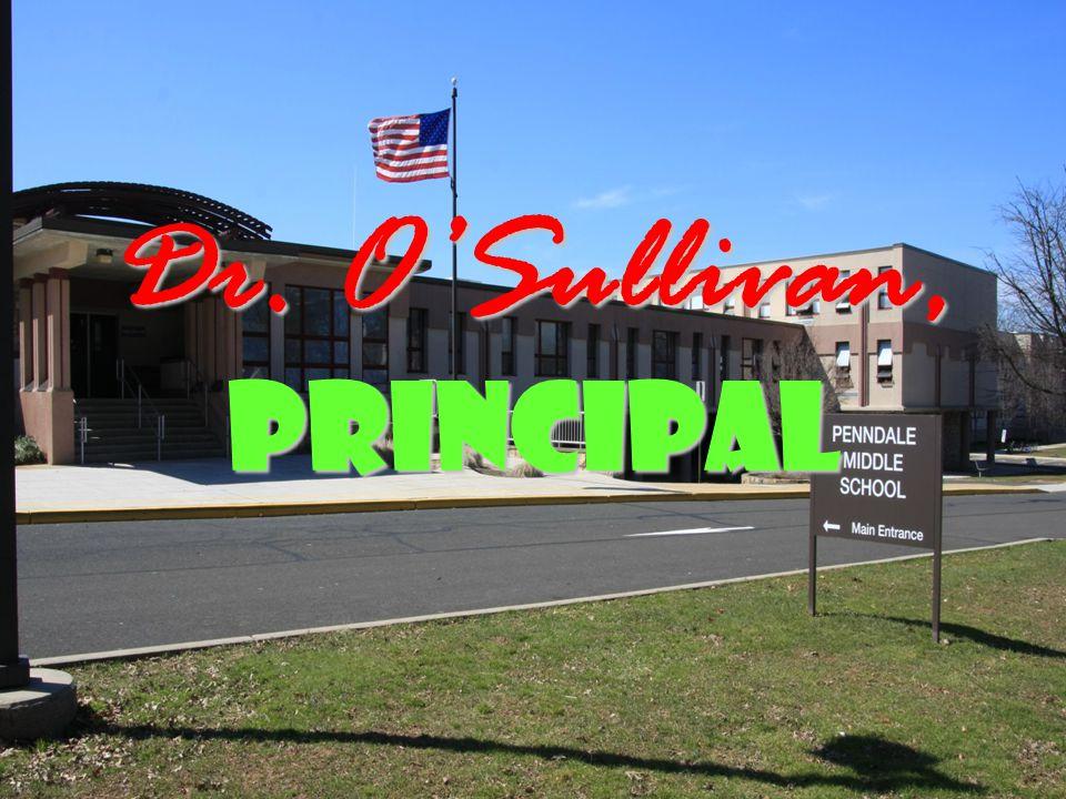 Dr. O'Sullivan, Principal