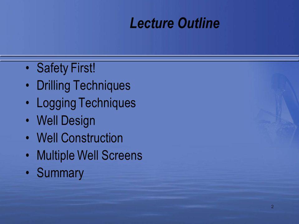 53 Summary Safety First.Always.