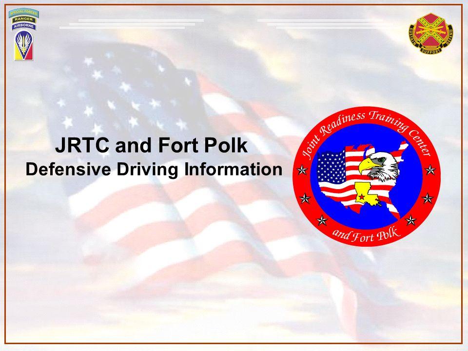 Department of Defense Instruction (DODI) 6055.4, DoD Traffic Safety Program E3.3.1.