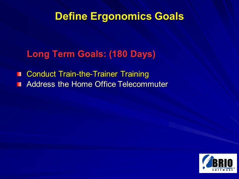 Brio Ergonomics Brochure Page: 5-6