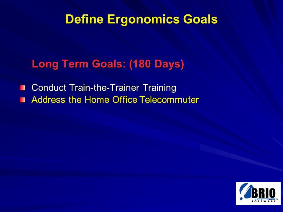 Brio Office Ergonomics Protocol