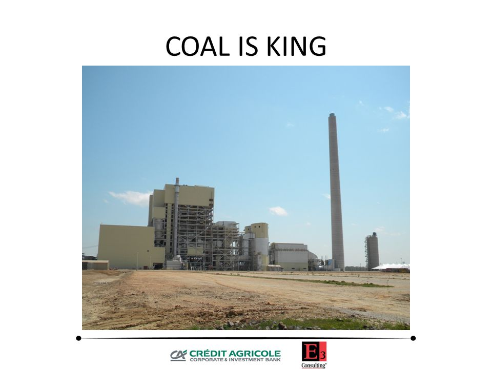 COAL IS KING
