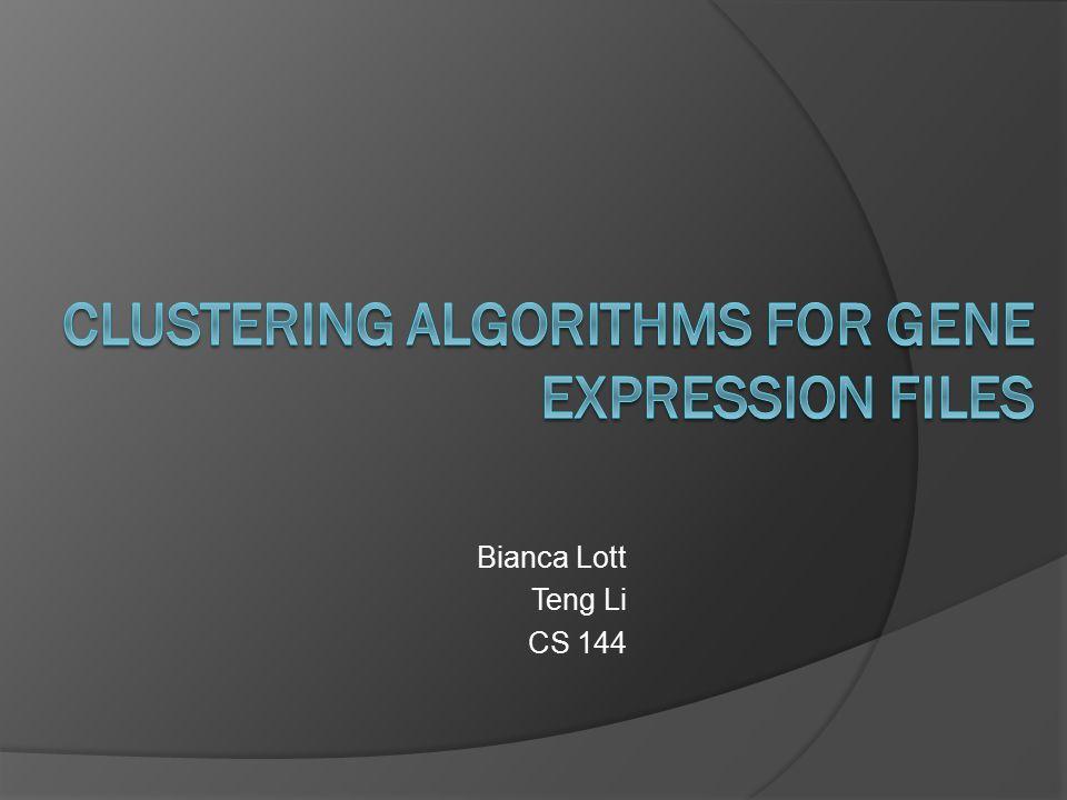 Bianca Lott Teng Li CS 144
