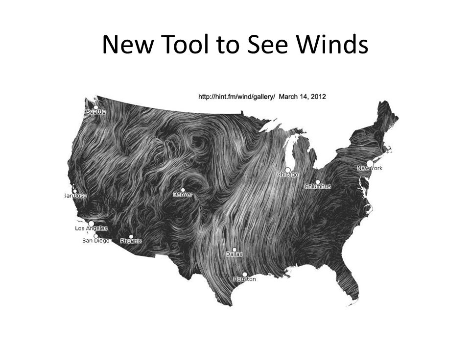 New Tool to See Winds
