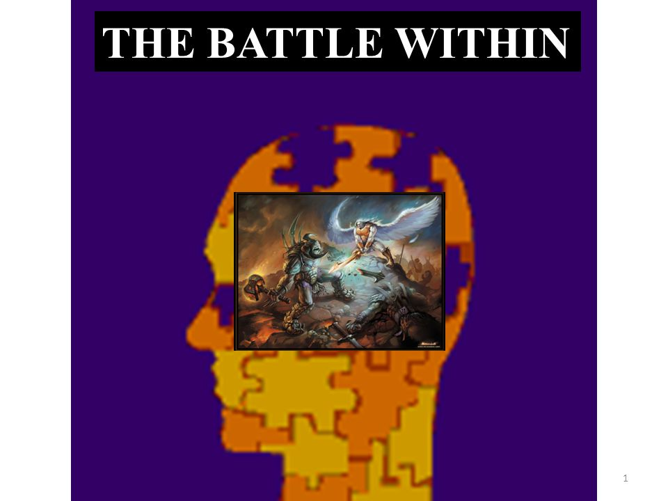 THE BATTLE WITHIN 1