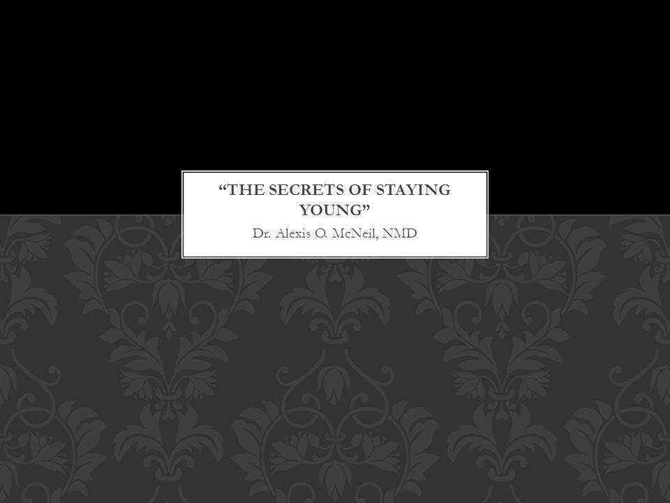 Dr. Alexis O. McNeil, NMD