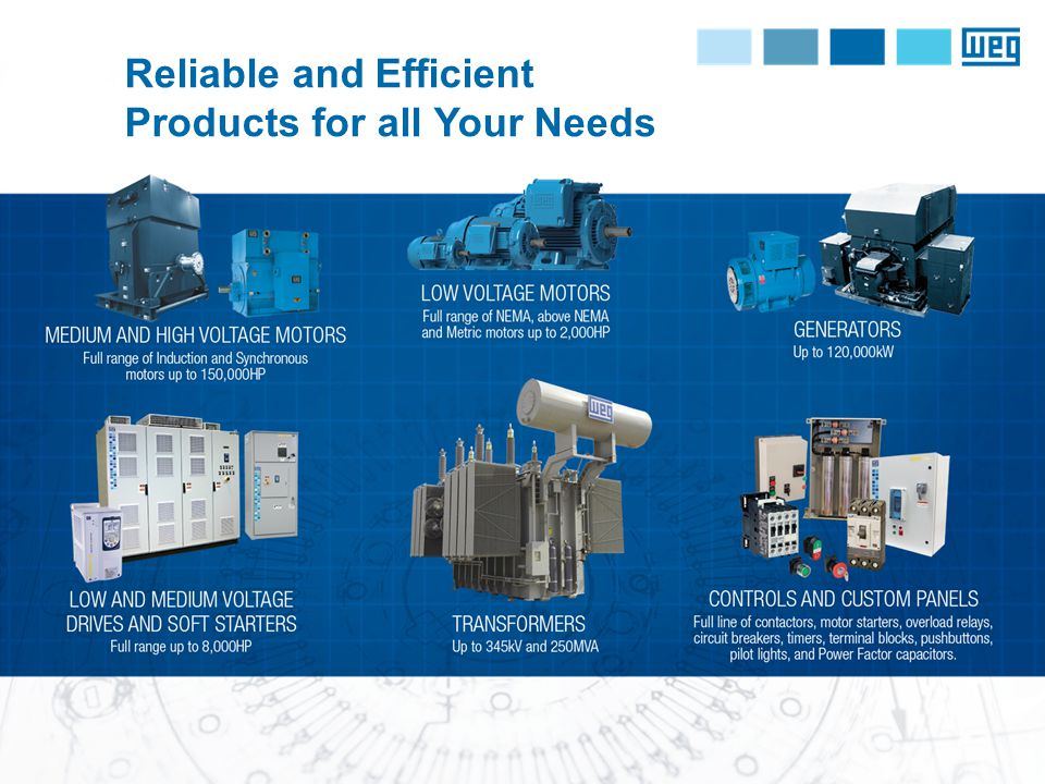 Reliable and Efficient Products for all Your Needs