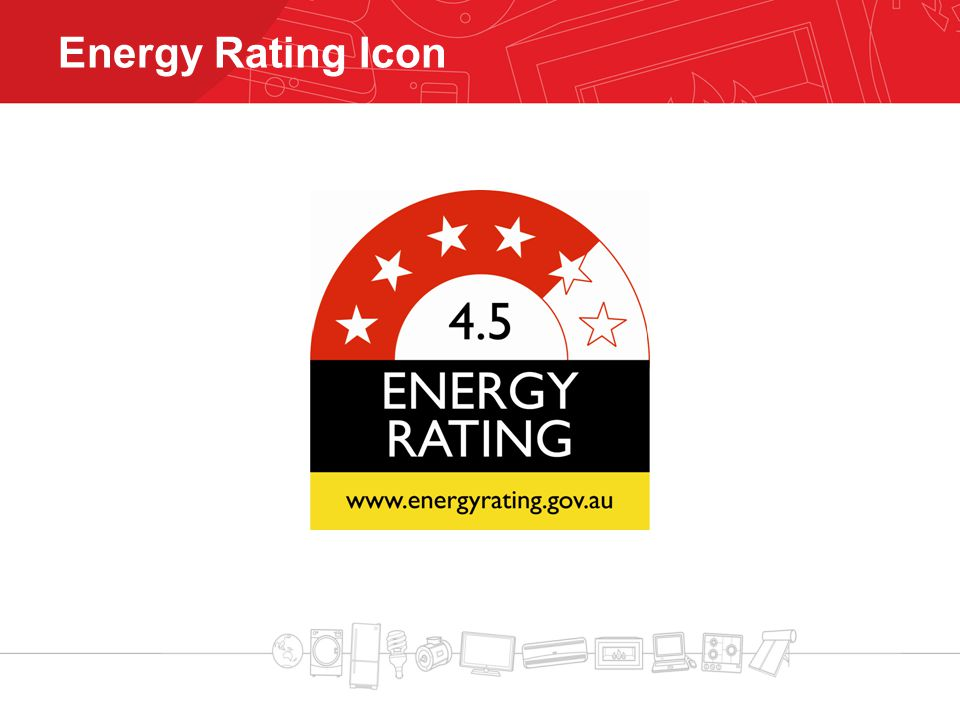 Energy Rating Icon