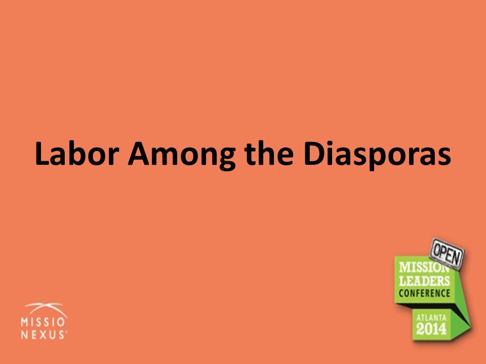 Labor Among the Diasporas