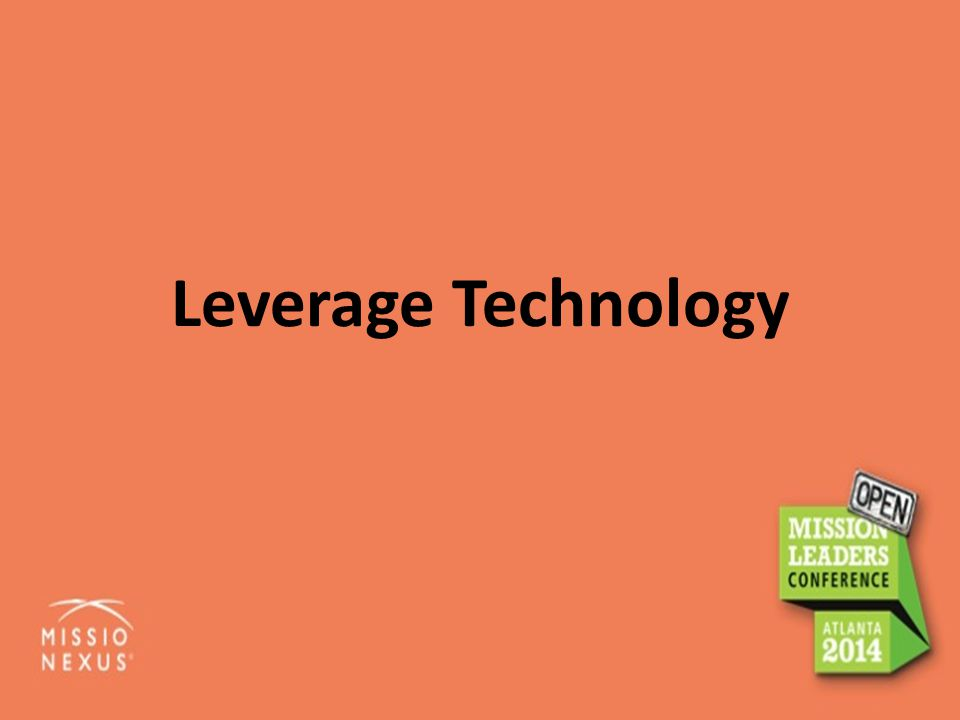 Leverage Technology